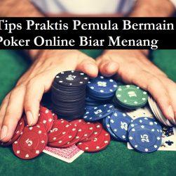 tips poker online pemula